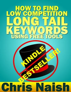 How to Find Long Tail Keywords eBook