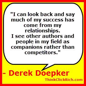 Derek Doepker Quote