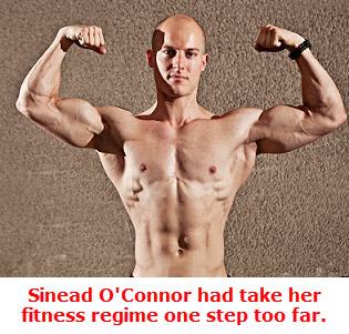 Derek Doepker as Sinead O'Conner