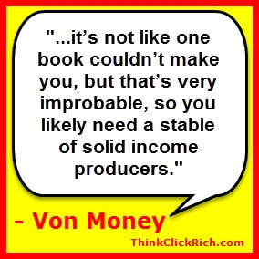 Von Money Quote Money Per Kindle Book