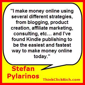 Easiest Way to Make Money Online - Stefan Pylarinos