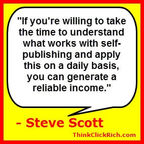 Steve Scott Income
