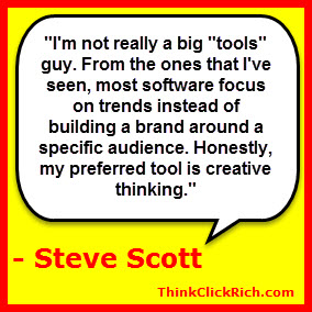 Steve Scott Kindle Tools