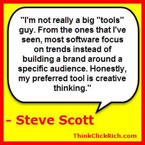 Steve Scott Kindle Tools