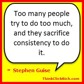marketing success quotes